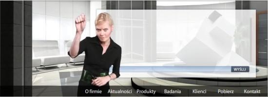 Ewa na stronie Stanusch Technologies www.stanusch.com