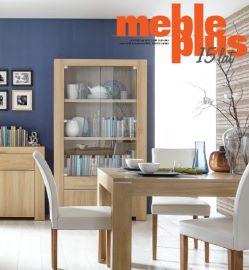 Meble plus - okładka miesięcznika