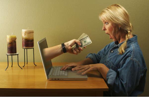 Pieniądze za kliknięcie, czyli jak zarabiać przez aplikacje