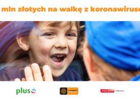 30 mln złotych od Zygmunta Solorza i Grupy Polsat na wsparcie walki z pandemią koronawirusa
