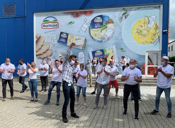 Hochland #GaszynChallenge
