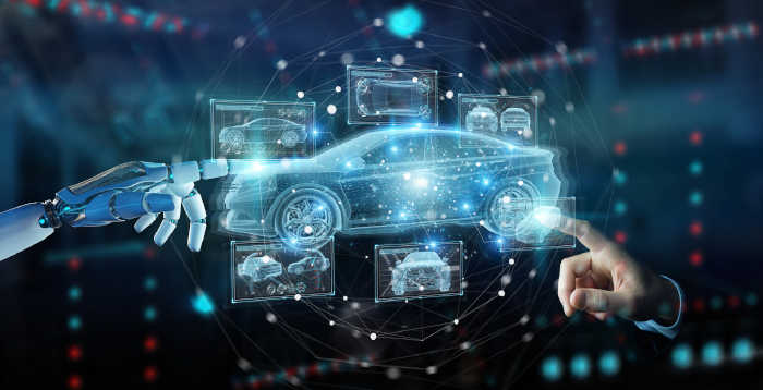 Sztuczna inteligencja sprzedaje auta