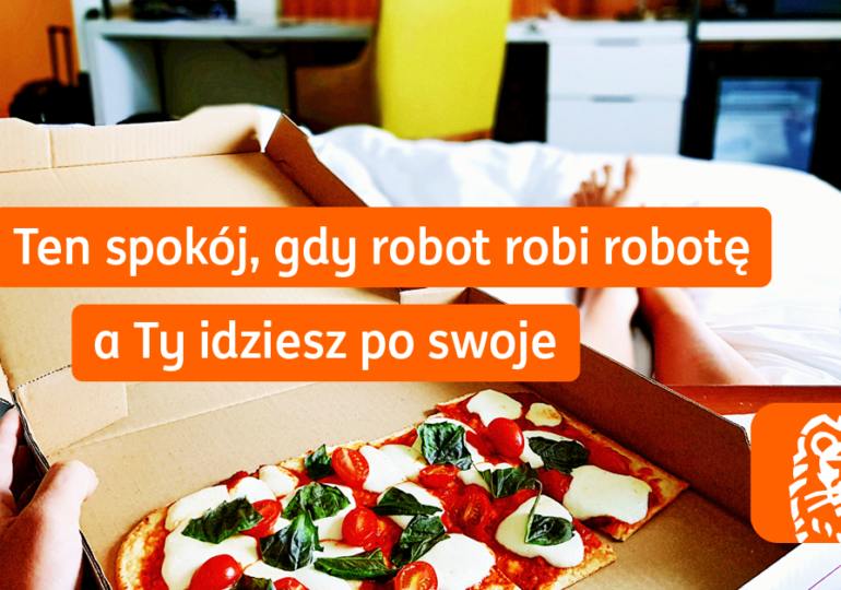 Robo-doradca w inwestycjach od ING