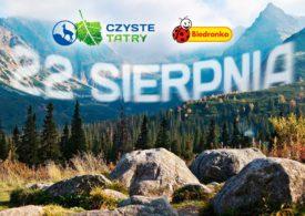 Sprzątaj polskie Tatry z Biedronką