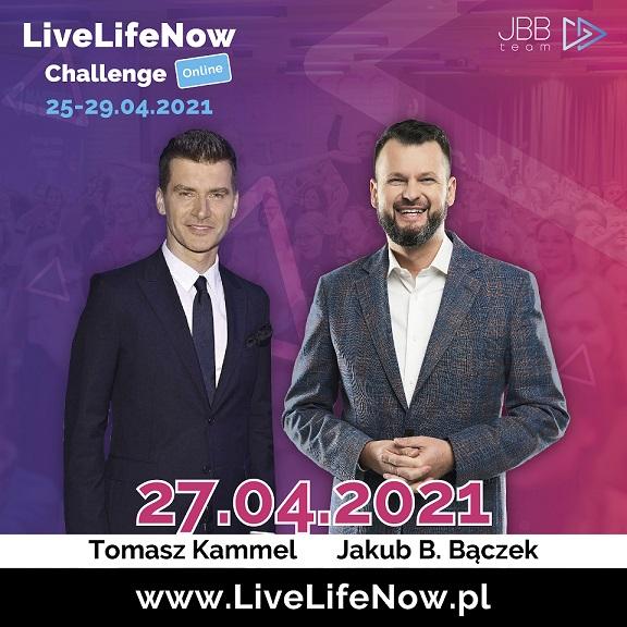 Silna marka osobista  – Darmowy live z Tomaszem Kammelem